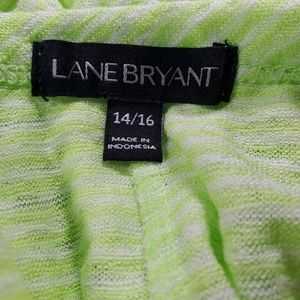Lane Bryant Tops - 🆕️ Lane Bryant Cinched Side Long Top